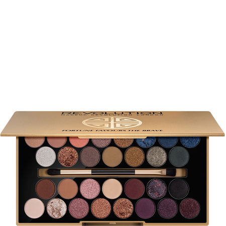 Revolution Fortune Favours The Brave Eyeshadow Palette