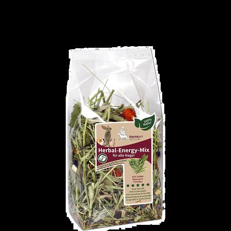 Hansepet Kleintierfutter Herbal-Energy-Mix