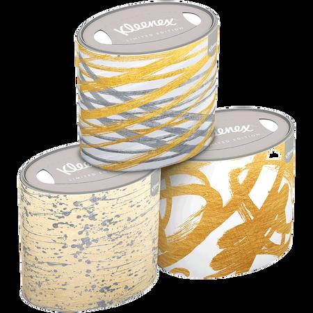 Kleenex Oval Box 3lagig