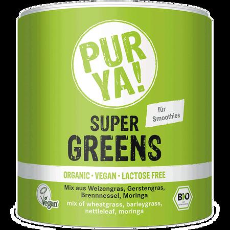 PURYA! Supergreens für Smoothies