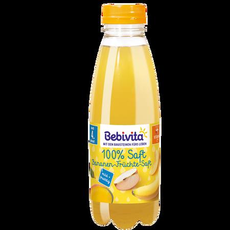 Bebivita Bananen-Früchte-Saft
