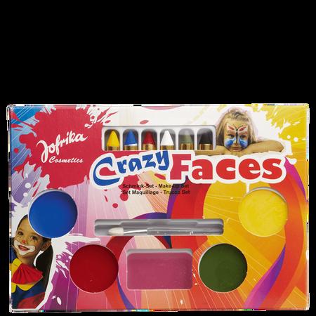 Jofrika Crazy Faces Schmink-Set