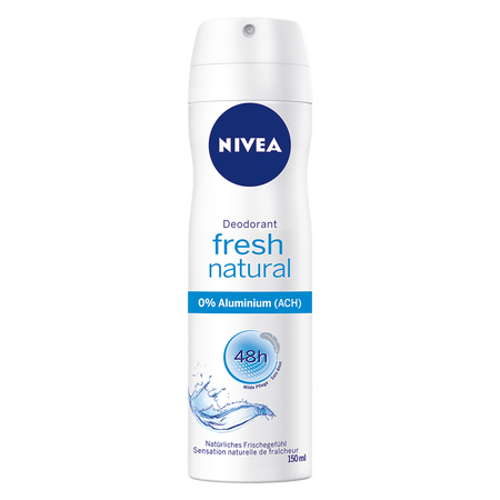 NIVEA Deospray Fresh Natural
