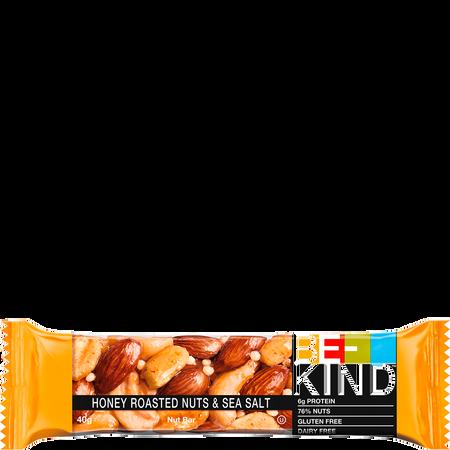 BE-KIND Honey Roasted Nuts & Sea Salt Riegel