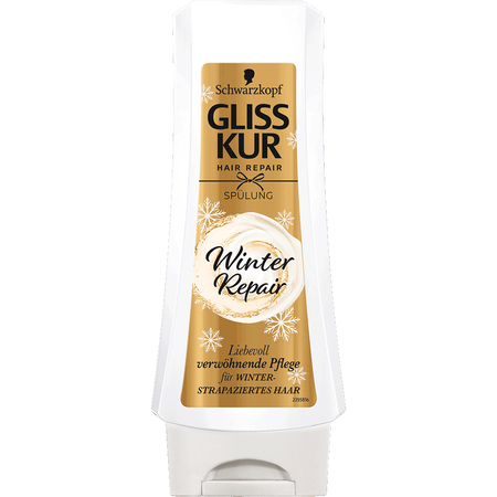Schwarzkopf GLISS KUR Hair Repair Spülung Winter Repair
