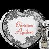 Bild: Christina Aguilera Aguilera EDP in Herzbox