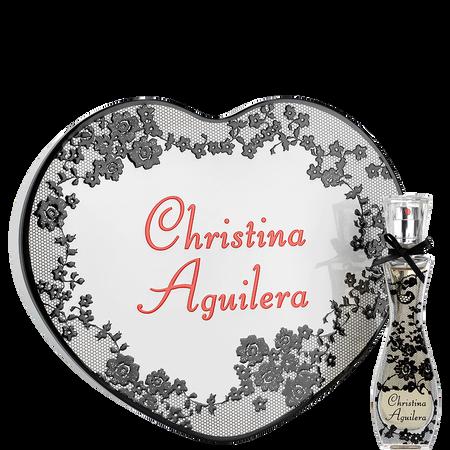 Christina Aguilera Aguilera EDP in Herzbox