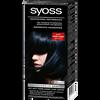 Bild: syoss PROFESSIONAL dauerhafte Coloration blauschwarz