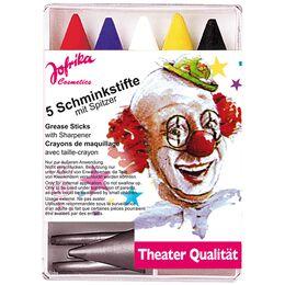 Bild: Jofrika Schminkstifte mit Spitzer