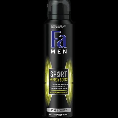Fa MEN Deo Spray Sport Energy Boost