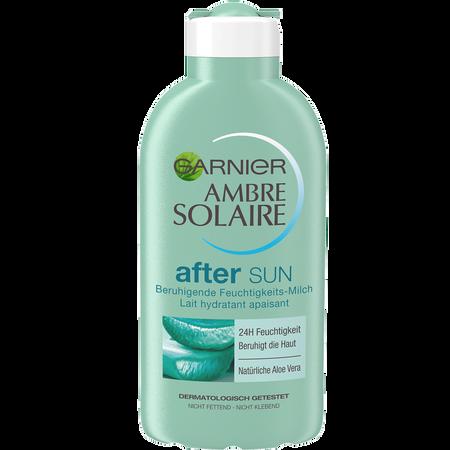 GARNIER AMBRE SOLAIRE After Sun Feuchtigkeits-Milch