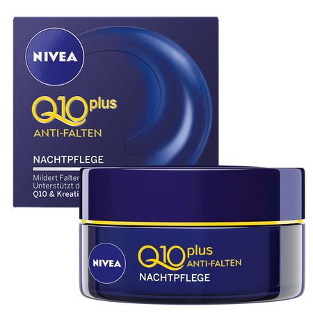 NIVEA Anti-Falten Q10 plus Nachtpflege