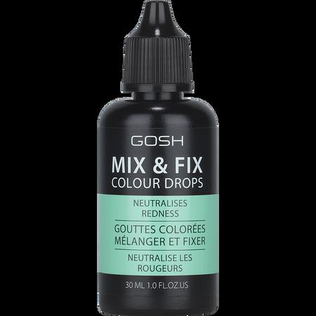GOSH Mix & Fix Colour Drops Neutralises Redness