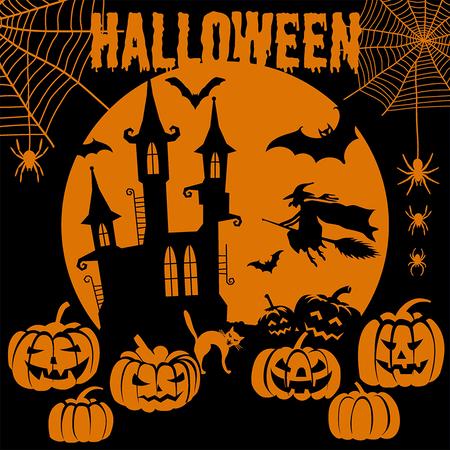 Paper + Design Servietten Halloween