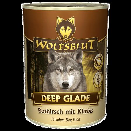 Wolfsblut Deep Glade Rothirschfleisch