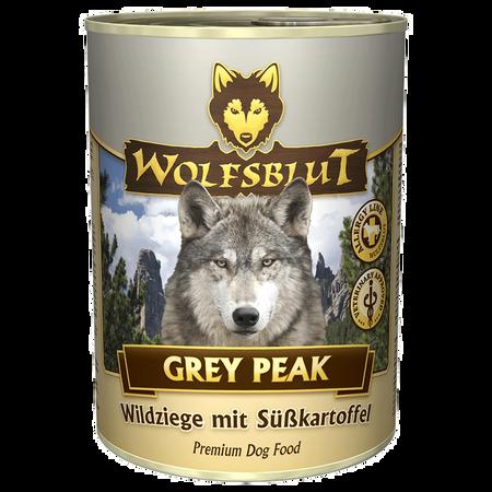 Wolfsblut Grey Peak Wildziege