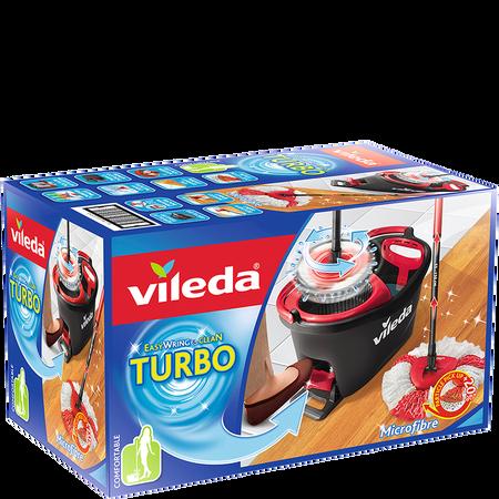 vileda Wischsystem Easy Wring & Clean Turbo