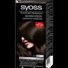 Bild: syoss PROFESSIONAL dauerhafte Coloration dunkelbraun