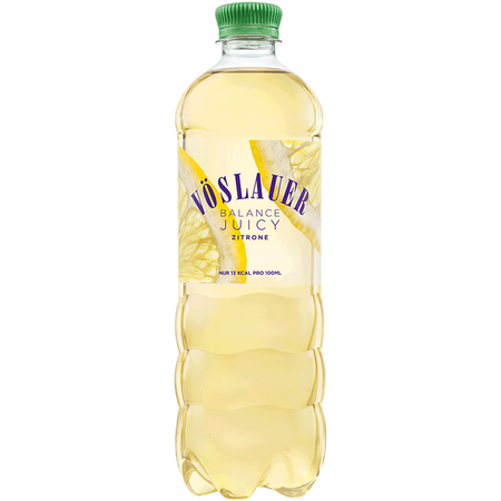 VÖSLAUER Balance Juicy Zitrone