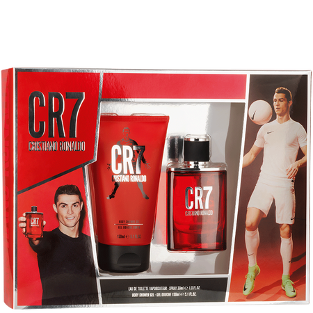 Cristiano Ronaldo CR7 Set Eau de Toilette (EdT)