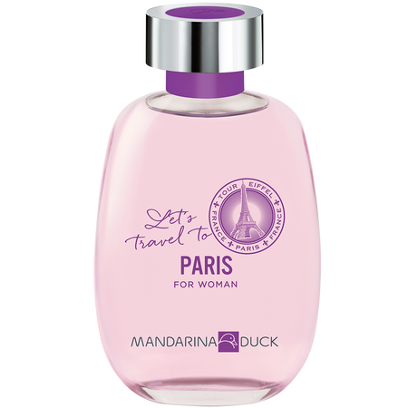 MANDARINA DUCK Paris Woman Eau de Toilette (EdT)