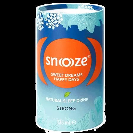 SNOOOZE Natürliches Schlafgetränk strong