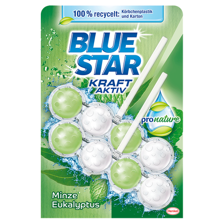 Blue Star Kraft Aktiv Minze Eukalyptus