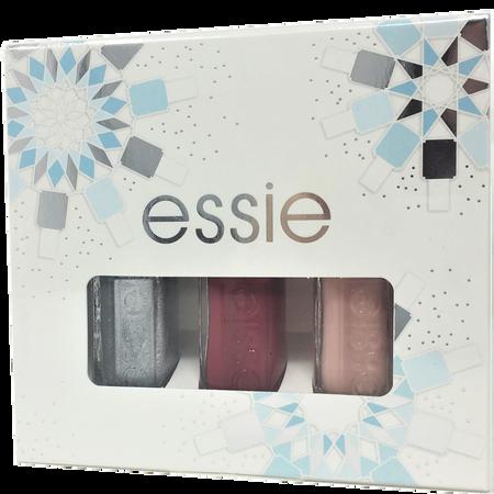 Essie Xmas Mini Trio Kit Nagellack Set