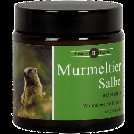 Beauty Factory Murmeltier Salbe