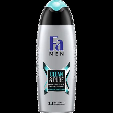 Fa MEN Duschgel Men Clean&Pure