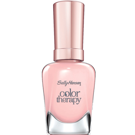 Bild: Sally Hansen Color Therapy Nagellack rosy quartz Sally Hansen Color Therapy Nagellack