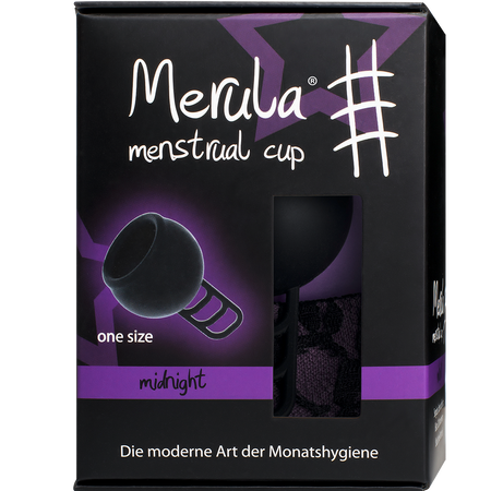 Merula Merula Cup midnight Menstruationstasse