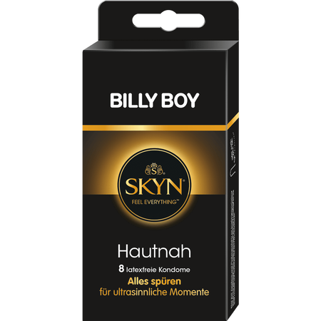 BILLY BOY Skyn Hautnah Kondome