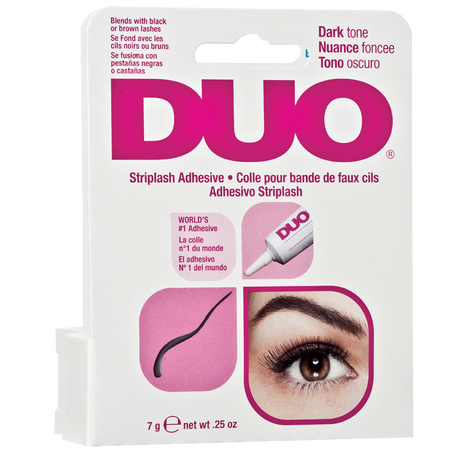 ARDELL Duo Strip Lash  Adhesive Wimpernbandkleber black