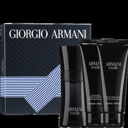 Giorgio Armani Code Homme Duftset