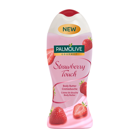 Palmolive Cremedusche Gourmet Strawberry Touch