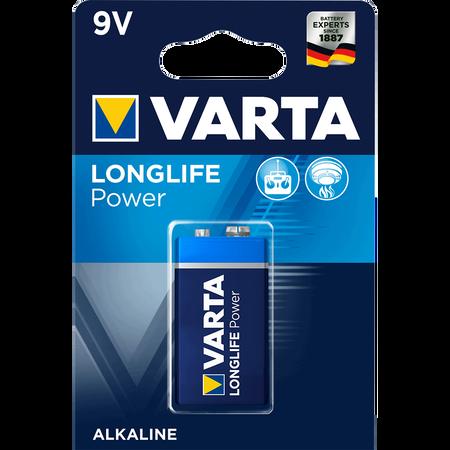 Varta Alkaline 9 Volt Block