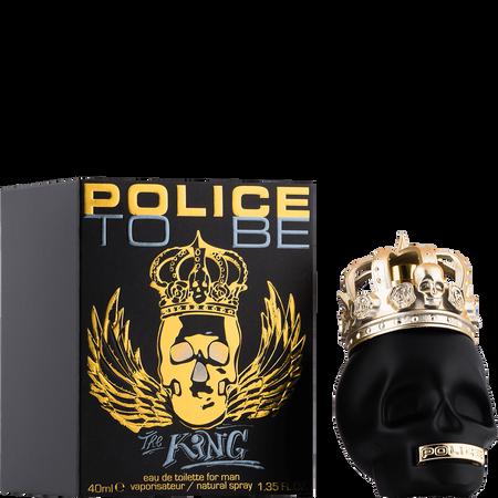 Police To Be the King Eau de Toilette (EdT)