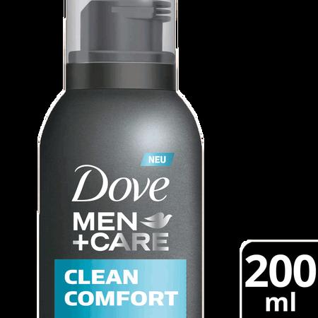Dove MEN+CARE Duschschaum Clean Comfort 3-in-1