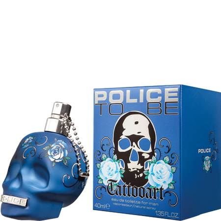 Police To Be Tattooart Men Eau de Toilette (EdT)