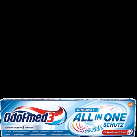 Odol-med3 Zahncreme All In One Schutz Original