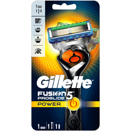 Gillette Fusion 5 ProGlide Flexball Power Rasierer