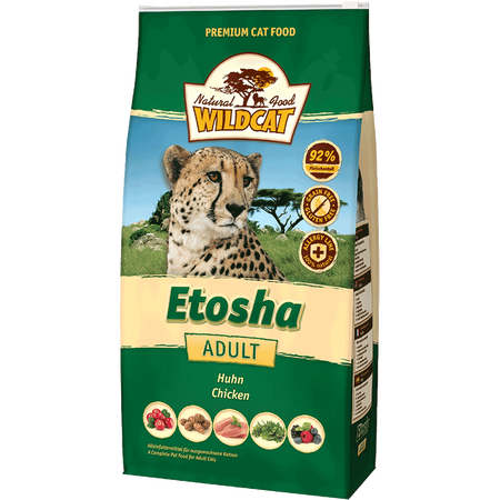 Wildcat Etosha Huhn