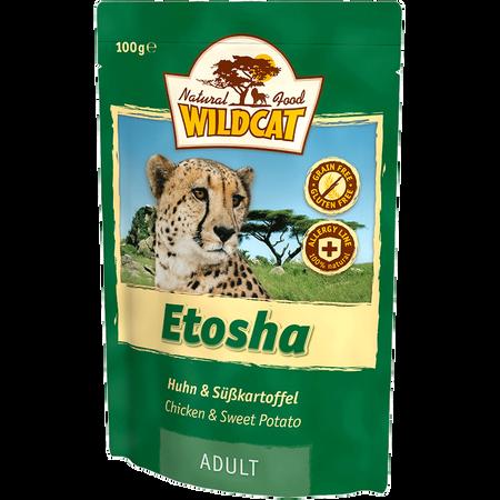 Wildcat Etosha Adult Huhn Süßkartoffel