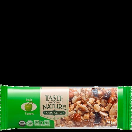 Taste of Nature Riegel Apple