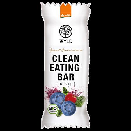 WYLD Clean Eating Bar Beere