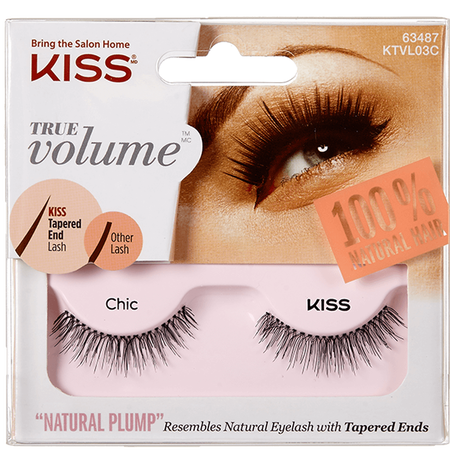 KISS True Volume Lashes - Chic