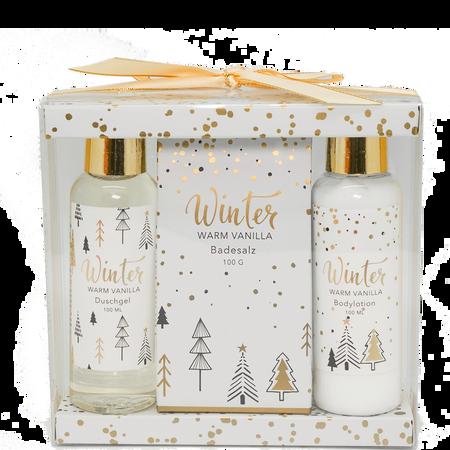 Soapland Winter Warm Vanilla Set