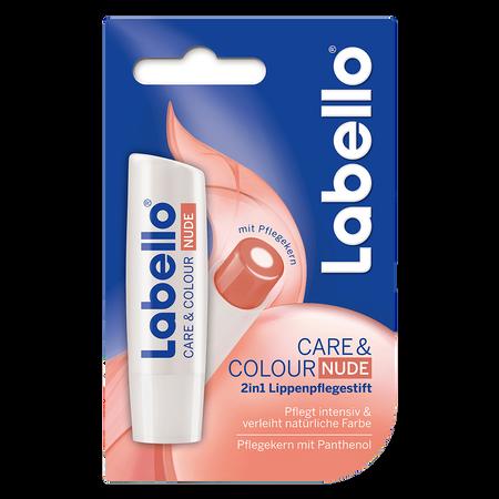 labello Care & Colour Nude