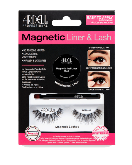 ARDELL Ardell Magnetic Lashes & Liner Wispies